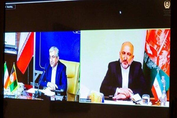 Iran, Afghanistan discuss electricity coop.