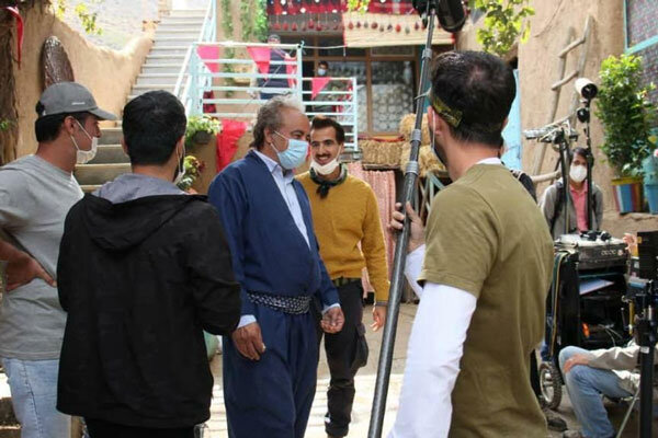 حضور نمایندگان مجلس در پشت صحنه سریال «نون خ ٣»