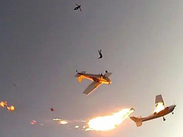 فرانس میں دو مسافر بردار چھوٹے طیاروں میں تصادم سے 5 افراد ہلاک