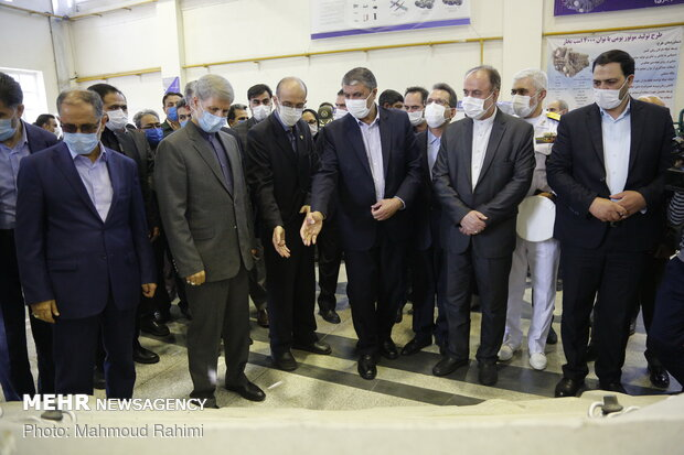 Exhibition of railway industry inaugurated in Tehran