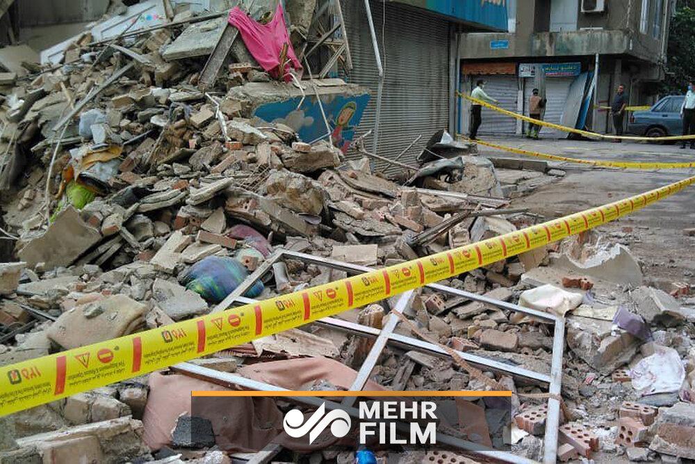 گود حادثه ساز خیابان ابوذر پُر شد