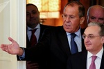 وزیر خارجه ارمنستان به روسیه میرود