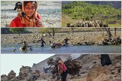 توزیع ۷۰۰ کیسه آرد و ۳۵۰ بسته لوازم التحریر بین عشایر اصفهان