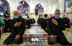 یک بی برنامگی دیگر در طواف و تشییع شهدای خان طومان!