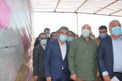 VIDEO: Ghalibaf visits intl. airport project in Chabahar