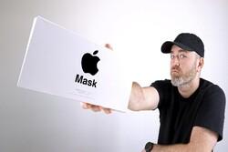 ماسک های چندبار مصرف اپل از راه رسید