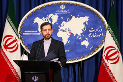 Iran's geographical borders not changed: FM spox.