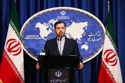 طهران ترفض تدخّل أي جهة خارجية بشأن أحكام وقرارات السلطة القضائية في إيران