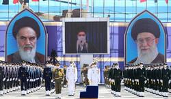 Devrim Lideri, askeri mezuniyet törenine iştirak etti