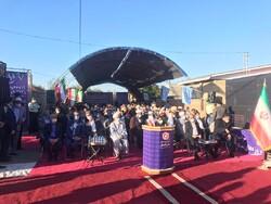جشن پایان بازسازی واحدهای مسکونی سیل زده کشور در آق قلا برگزار شد