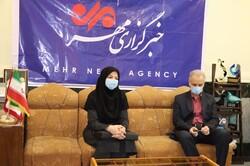 بازدید مدیرکل استاندارد لرستان از دفتر خبرگزاری مهر
