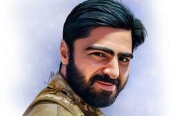 شهید خان طومان؛ شهید رضا حاجی زاده