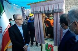 افتتاح پروژههای بهسازی و بازسازی مناطق سیلزده لرستان