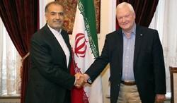 السفير الإيراني في مسكو يبحث مع الجانب الروسي التعاون في مجال الأمن السيبراني