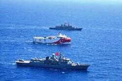 اتحادیه اروپا پرونده اقدامات ترکیه درشرق مدیترانه را بررسی می کند