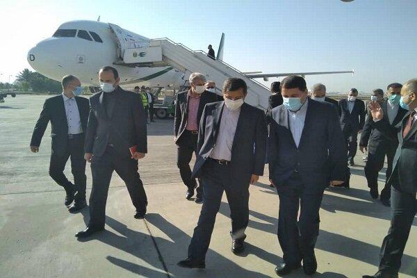 محافظ المركزي الإيراني في بغداد لإجراء محادثات مع المسؤولين العراقيين