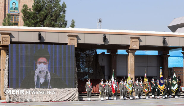 Joint graduation ceremony of military students