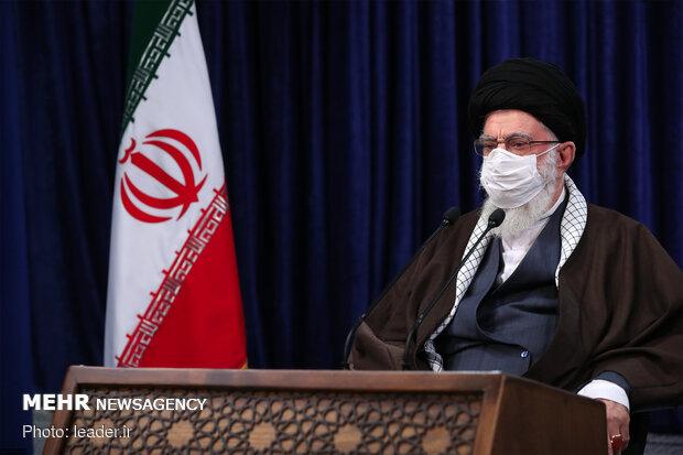 قائد الثورة يستهجن تصريحات ترامب ضد الشعب الإيراني ويصفه بالدنيء