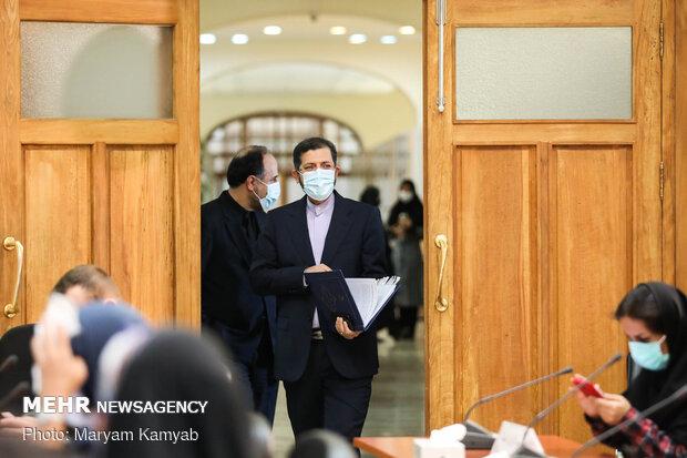 Foreign Ministry spox presser