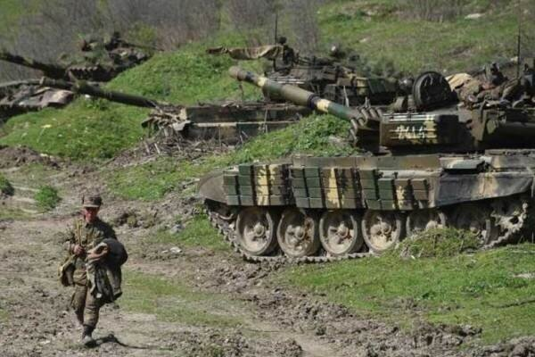 Germany urges Armenia and Azerbaijan not to violate ceasefire in Nagorno-Karabakh