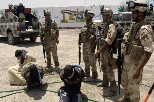 الجيش العراقي يعتقل 4 عناصر تكفيرية في محافظة الأنبار