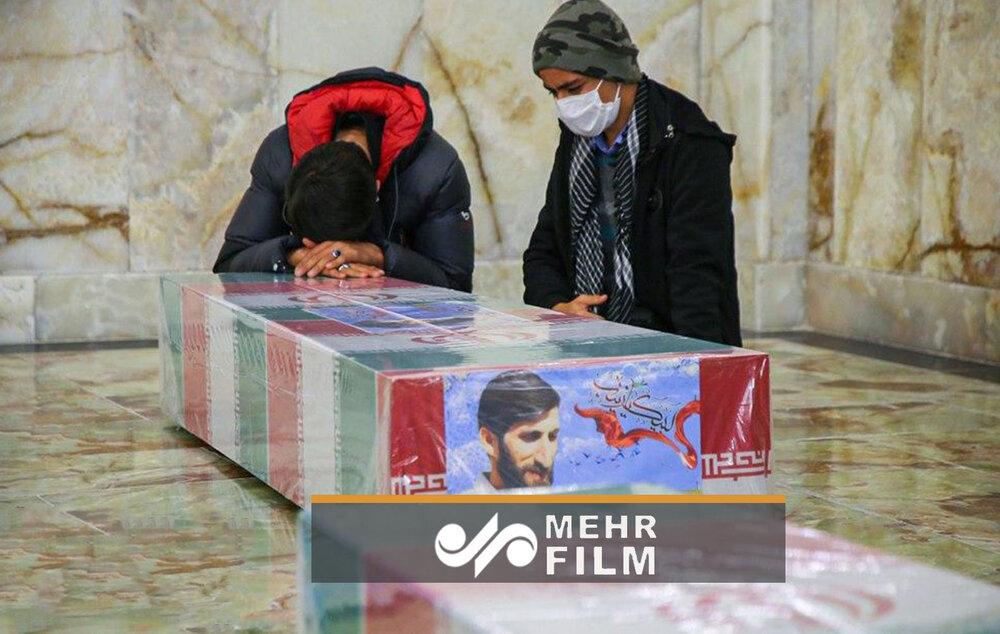 آرزوی شهید مدافع حرم بلباسی چه بود؟