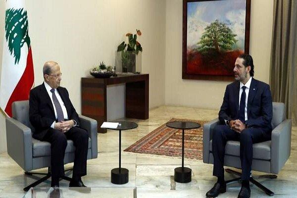 تشدید رایزنیها برای تشکیل دولت جدید در لبنان/ کشمکش عون و حریری
