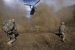 حمله آمریکا به هلمند ۱۸ کشته برجای گذاشت