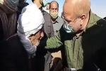 درددل پیرمرد زابلی با رئیس مجلس درخصوص مشکلات طرح آبرسانی سیستان