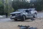 واژگونی خودروی پراید در یاسوج  یک کشته برجای گذاشت