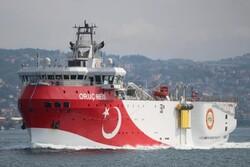 یونان اعزام کشتی اکتشافی ترکیه به آبهای مدیترانه شرقی رامحکوم کرد