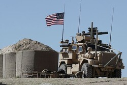 US base in Syria comes under rocket attack