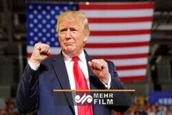 VIDEO: US Trump's latest strange move among supporters