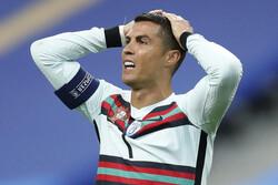کریستیانو رونالدو به کرونا مبتلا شد/ سهام یوونتوس سقوط کرد