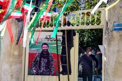 حال و هوای منزل شهید مدافع حرم «محمود رادمهر»
