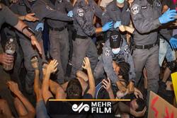 اسرائيلی وزیر اعظم کے خلاف مظاہروں کا سلسلہ جاری