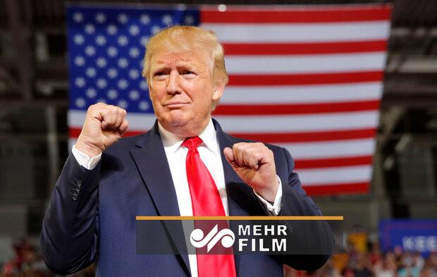 امریکی صدر ٹرمپ کا نیا عجیب اقدام
