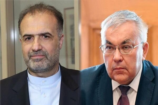 Tehran, Moscow confer on latest developments in West Asia