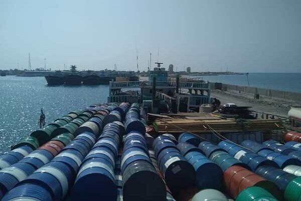 Foreign launch carrying smuggled fuel seized in Jask Port