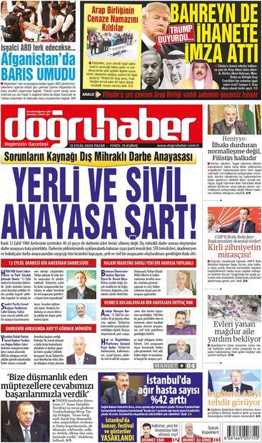 Gazete 13 Ekim