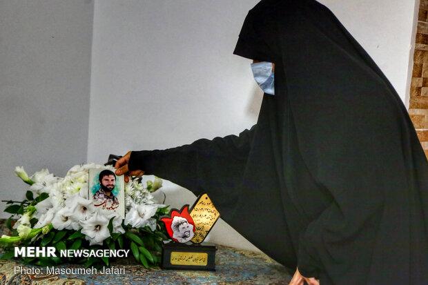 حال و هوای منزل شهید مدافع حرم «محمود رادمهر» - از شهدای خان طومان