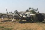 سقوط بالگرد در افغانستان/ ۹ نظامی کشته شدند