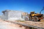 ۸۸ سازه غیرمجاز در اراضی کشاورزی دزفول تخریب شدند