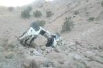 تصادف ساختگی توسط شوهر/ مرگ همسر و فرزند با سقوط پیکان به دره