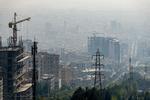تداوم غلظت آلاینده ها در شهرهای صنعتی/ نفوذ جریانات خنک شمالی و کاهش نسبی دما