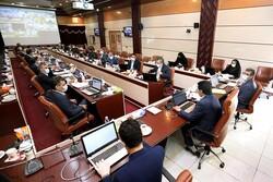 جلسه کارگروه تهیه گزارش تفریغ بودجه ٩٨ در دیوان محاسبات برگزار شد