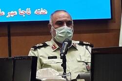 ۶۸ باند تهیه وتوزیع مواد مخدر در مازندران متلاشی شد