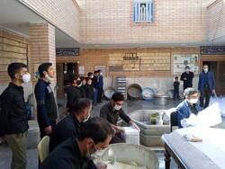 استمرار  رزمایش کمکهای مومنانه در دهاقان/توزیع ۵ هزار پرس غذای گرم میان محرومان