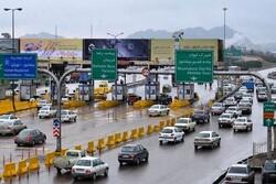 آغاز طرح محدودیت تردد در ورودی و خروجی شهر مشهد