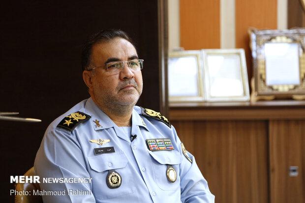 گفتگو با امیر سرتیپ خلبان حمید واحدی